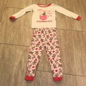 I Only Wake Up Early on Dec 25 Christmas Pajamas
